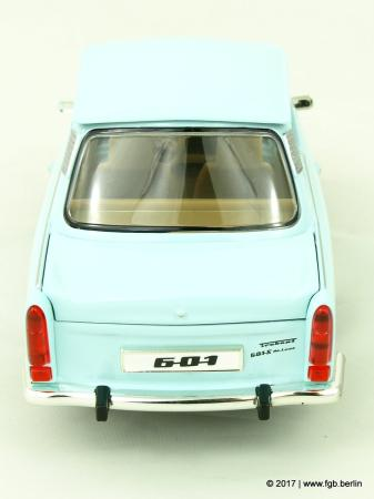 Lucky Die Cast Trabant 601