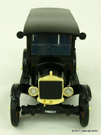 Motormax Ford Model T Paddy Wagon