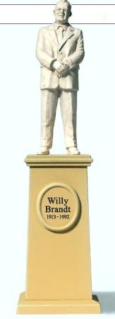 Preiser Denkmal Willy Brandt