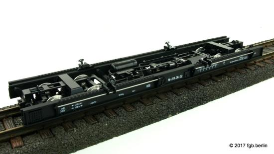Train Line HSB Rollwagen 99-06-37