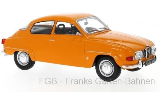 Whitebox Saab 96 V4 orange