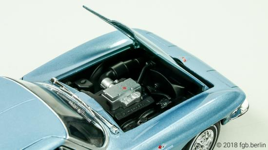 Welly Chevrolet Corvette 1963