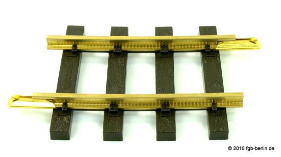 1 Stück Piko 35214 Gebogenes Gleis G-R3 7,5°