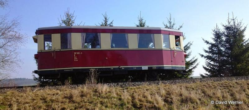 Train Line HSB Triebwagen T1, digital mit Sound