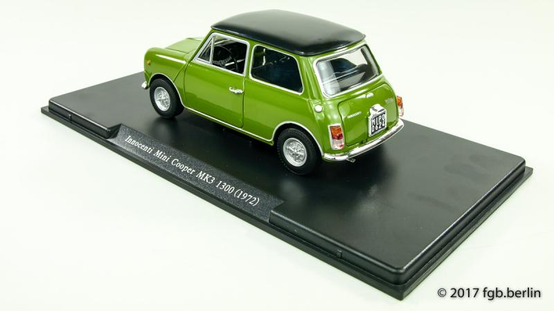Magazine Models Innocenti Mini Cooper MK3 1300