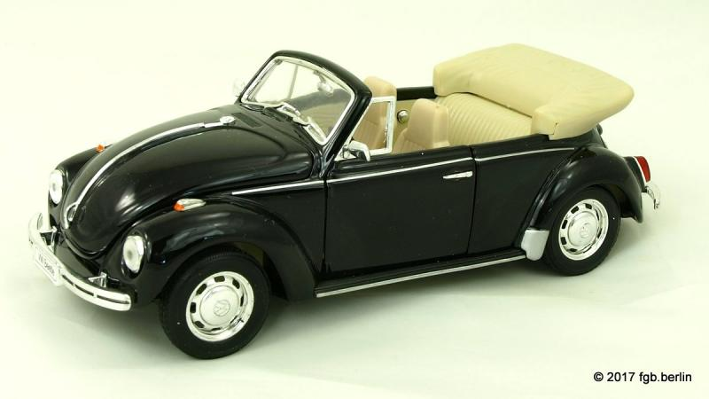 Welly VW Käfer Cabriolet